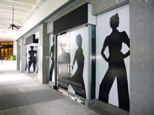 Bal Harbour Shops Store Front Graphics